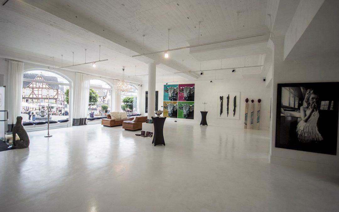 Galerie August / BEAU in Deutschland